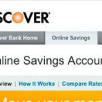 Discover Savings Account